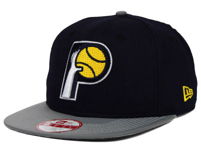 Indiana Pacers New Era NBA HWC Team Reflect 9FIFTY Snapback Cap