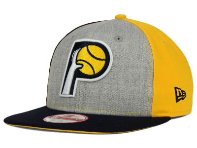 Indiana Pacers New Era NBA HWC Tri-Top 9FIFTY Snapback Cap