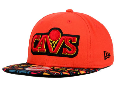 Cleveland Cavaliers New Era NBA HWC Tribe Called 9FIFTY Snapback Cap