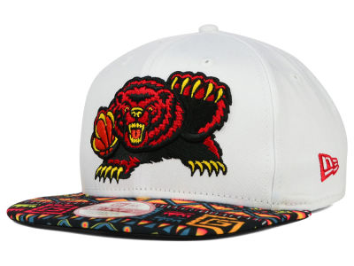 Vancouver Grizzlies New Era NBA HWC Tribe Called 9FIFTY Snapback Cap
