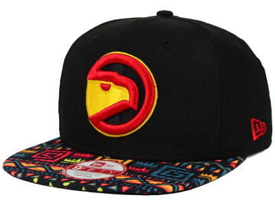 Atlanta Hawks New Era NBA HWC Tribe Called 9FIFTY Snapback Cap