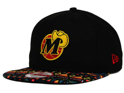 Dallas Mavericks New Era NBA HWC Tribe Called 9FIFTY Snapback Cap
