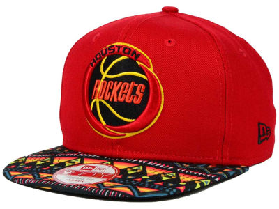 Houston Rockets New Era NBA HWC Tribe Called 9FIFTY Snapback Cap