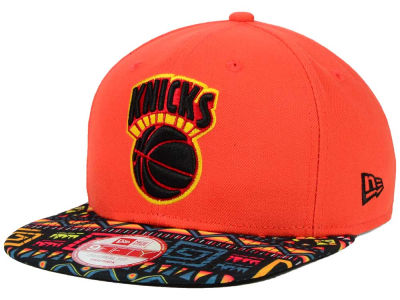 New York Knicks New Era NBA HWC Tribe Called 9FIFTY Snapback Cap