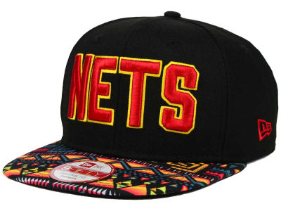 New York Nets New Era NBA HWC Tribe Called 9FIFTY Snapback Cap
