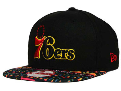 Philadelphia 76ers New Era NBA HWC Tribe Called 9FIFTY Snapback Cap