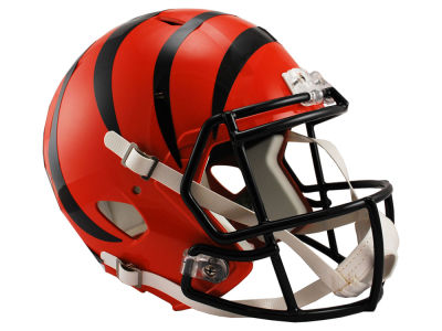 Cincinnati Bengals Speed Replica Helmet