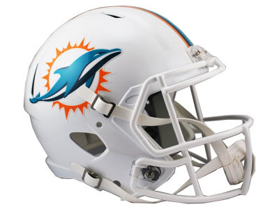 Miami Dolphins Speed Replica Helmet