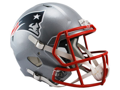 New England Patriots Speed Replica Helmet