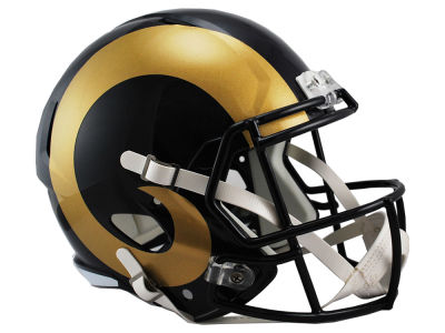 Los Angeles Rams Speed Replica Helmet
