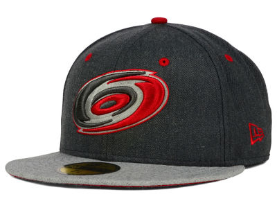 Carolina Hurricanes New Era NHL Graph It 59FIFTY Cap