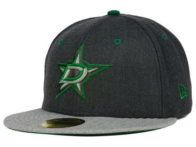 Dallas Stars New Era NHL Graph It 59FIFTY Cap