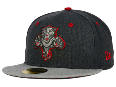 Florida Panthers New Era NHL Graph It 59FIFTY Cap