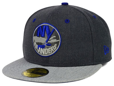 New York Islanders New Era NHL Graph It 59FIFTY Cap