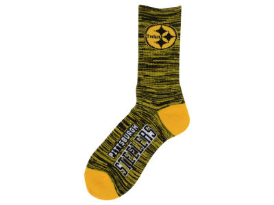 Pittsburgh Steelers RMC 504 Crew Socks