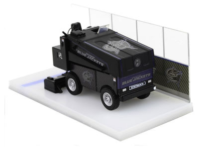 Columbus Blue Jackets NHL 1:43 Zamboni Replica