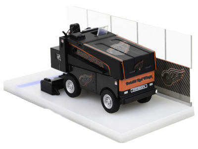Detroit Red Wings NHL 1:43 Zamboni Replica