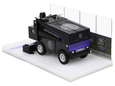 New York Islanders NHL 1:43 Zamboni Replica