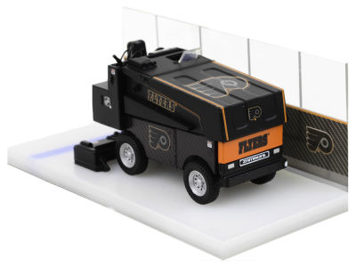 Philadelphia Flyers NHL 1:43 Zamboni Replica
