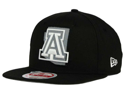 Arizona Wildcats New Era NCAA State Flective 9FIFTY Snapback Cap