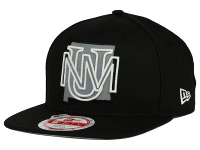 New Mexico Lobos New Era NCAA State Flective 9FIFTY Snapback Cap
