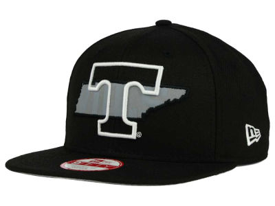 Tennessee Volunteers New Era NCAA State Flective 9FIFTY Snapback Cap