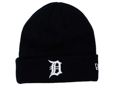 Detroit Tigers New Era MLB Basic Cuffed Knit