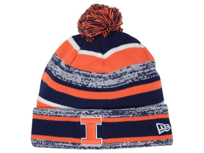 Illinois Fighting Illini New Era NCAA Sport Knit