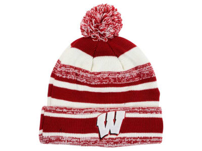 Wisconsin Badgers New Era NCAA Sport Knit