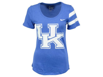 Kentucky Wildcats Nike NCAA Women's Washed CTN Scoop T-Shirt