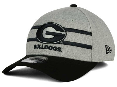 Georgia Bulldogs New Era NCAA Gridiron 39THIRTY Cap