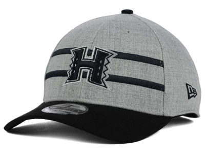 Hawaii Warriors New Era NCAA Gridiron 39THIRTY Cap