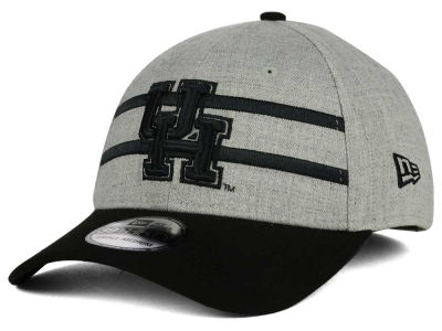 Houston Cougars New Era NCAA Gridiron 39THIRTY Cap