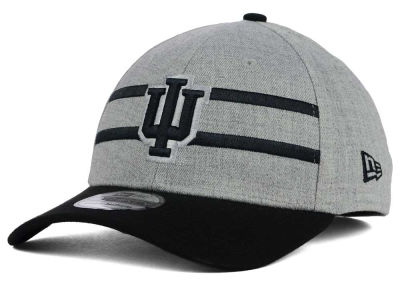 Indiana Hoosiers New Era NCAA Gridiron 39THIRTY Cap