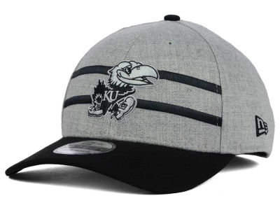 Kansas Jayhawks New Era NCAA Gridiron 39THIRTY Cap