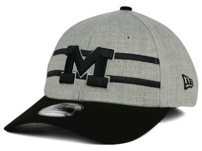 Michigan Wolverines New Era NCAA Gridiron 39THIRTY Cap