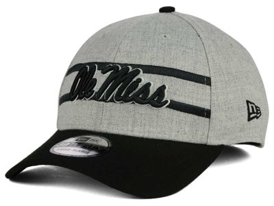 Ole Miss Rebels New Era NCAA Gridiron 39THIRTY Cap