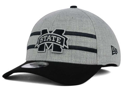 Mississippi State Bulldogs New Era NCAA Gridiron 39THIRTY Cap