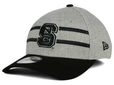 North Carolina State Wolfpack New Era NCAA Gridiron 39THIRTY Cap
