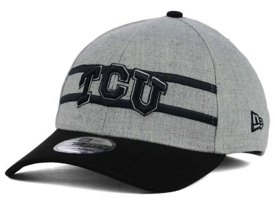 Texas Christian Horned Frogs New Era NCAA Gridiron 39THIRTY Cap