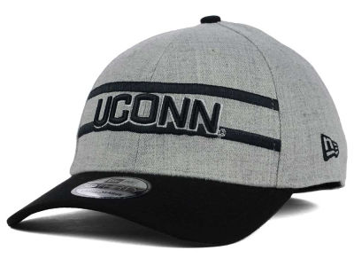 Connecticut Huskies New Era NCAA Gridiron 39THIRTY Cap