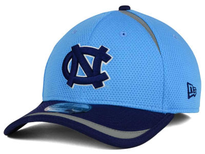 North Carolina Tar Heels New Era NCAA Stripe Stretch 39THIRTY Cap