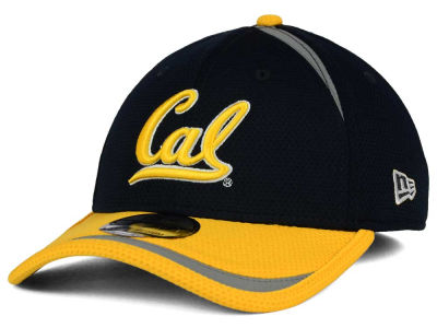 California Golden Bears New Era NCAA Stripe Stretch 39THIRTY Cap