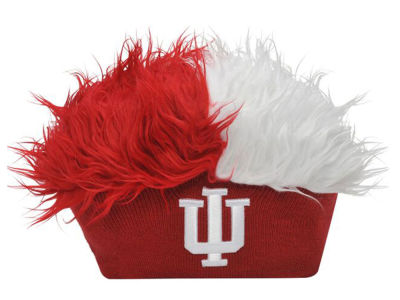 Indiana Hoosiers Flair Hair Knit