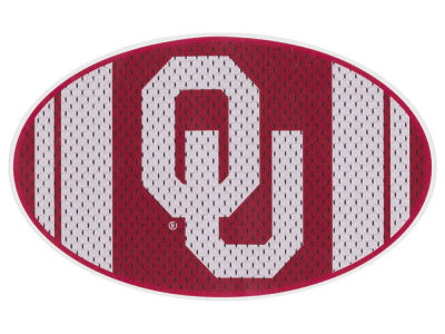 Oklahoma Sooners 5x7 Jersey Decal