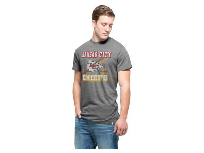 Kansas City Chiefs '47 NFL Men's Retro Tri-State Triblend T-Shirt