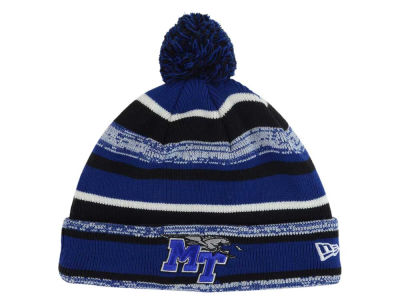 Middle Tennessee State Blue Raiders New Era NCAA Sport Knit