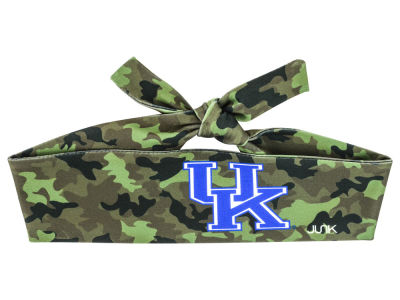 Kentucky Wildcats Camo Flex Tie Headband