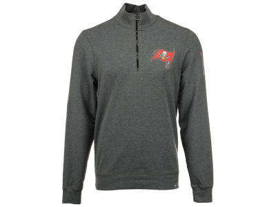Tampa Bay Buccaneers '47 NFL Men's Forward Peak 1/4 Zip Pullover
