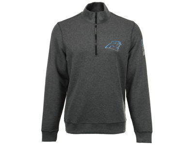 Carolina Panthers '47 NFL Men's Forward Peak 1/4 Zip Pullover